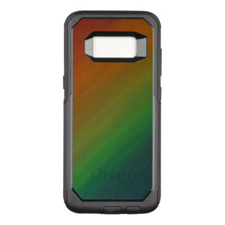 Brazen Tech | Rainbow Ombre Stylish Abstract Pride OtterBox Commuter Samsung Galaxy S8 Case