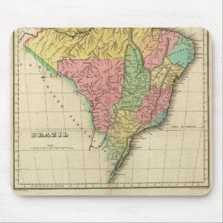 Brazil 5 mouse mat