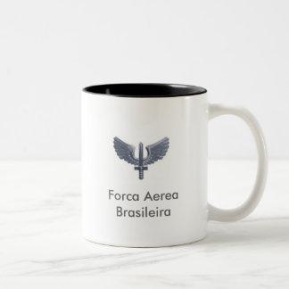 brazil air force, Forca AereaBrasileira Mugs