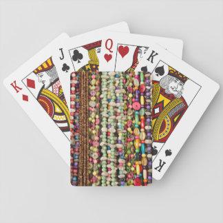 Brazil, Amazon, Manaus. Typical Brazilian Playing Cards