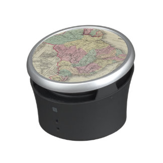 Brazil And Guayana Bluetooth Speaker