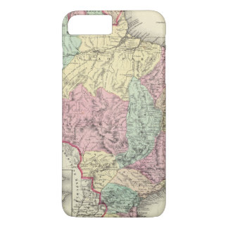 Brazil And Guayana iPhone 8 Plus/7 Plus Case