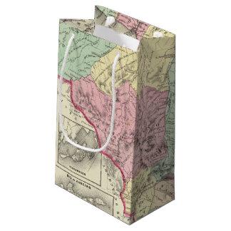 Brazil And Guayana Small Gift Bag
