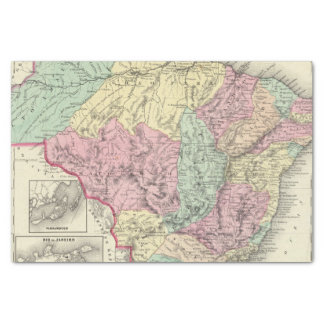 Brazil And Guayana Tissue Paper