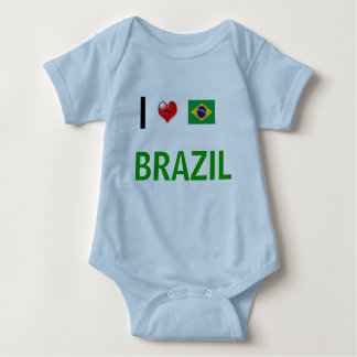 Brazil- Baby Bodysuit
