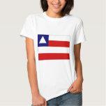 Brazil Bahia Flag Tee Shirt