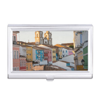 Brazil, Bahia, Salvador, The Oldest City Business Card Holder