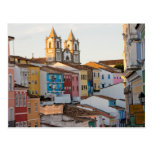 Brazil, Bahia, Salvador, The Oldest City Postcard