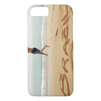 BRAZIL. Barechest man wearing a swimming suit iPhone 8/7 Case