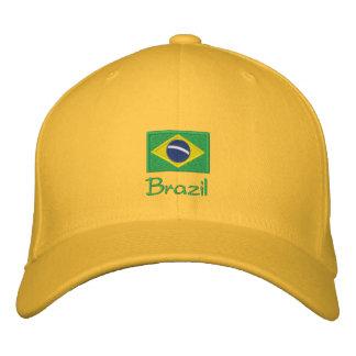 Brazil Baseball Cap