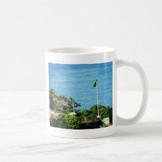 Brazil Basic White Mug