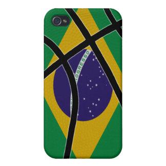 Brazil Basketball iPhone 4 Case