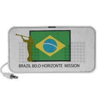 BRAZIL BELO HORIZONTE MISSION LDS TRAVELLING SPEAKER