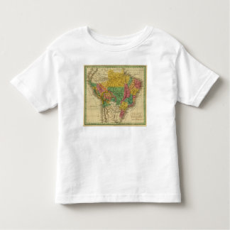 Brazil, Bolivia, Peru Toddler T-Shirt