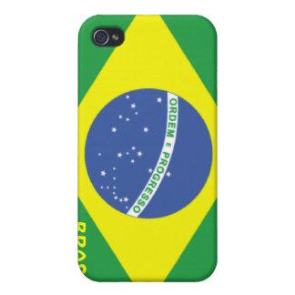 Brazil (Brasil)  iPhone 4 Covers