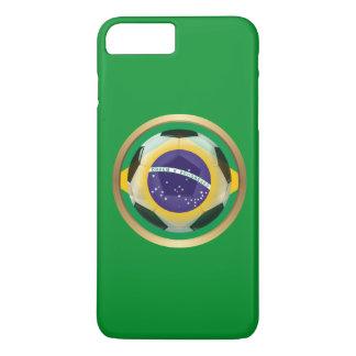 Brazil / Brasil Soccer Ball iPhone 7 Plus Case