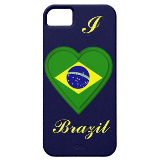 Brazil Brazilian Flag Case For The iPhone 5