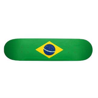 Brazil – Brazilian National Flag Custom Skateboard