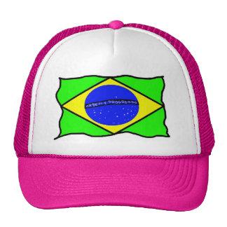 Brazil Hats