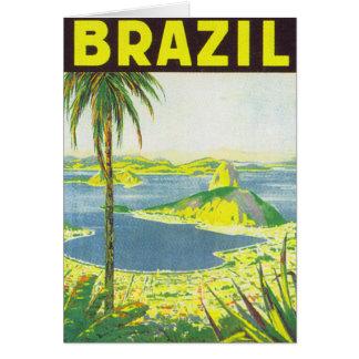 Brazil Card