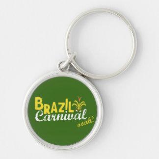 Brazil Carnival ooah! Premium Keychain Key Chain
