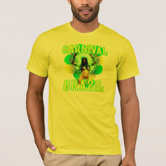 Brazil Carnival T-Shirt