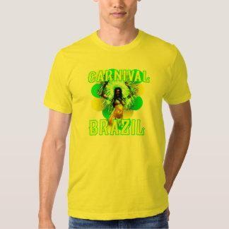 Brazil Carnival Tee Shirts