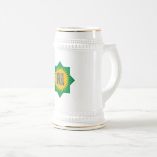BRAZIL CATCHES BEER STEIN