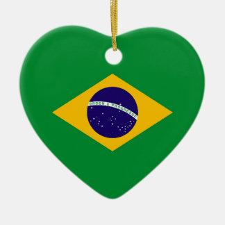 BRAZIL CHRISTMAS ORNAMENT