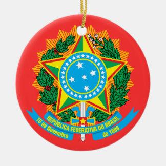 BRAZIL*- Christmas Ornament / Brasil Enfeite Natal