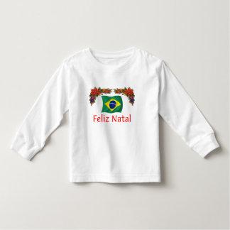 Brazil Christmas Toddler T-Shirt