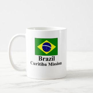 Brazil Curitiba Mission Drinkware Coffee Mug
