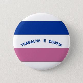 Brazil Espirito Santo Flag 6 Cm Round Badge