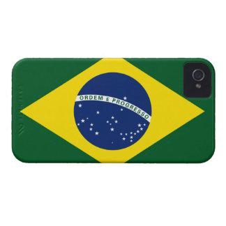 Brazil flag iPhone 4 Case-Mate case