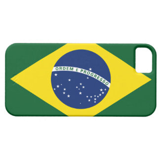 Brazil flag barely there iPhone 5 case