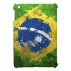Brazil-Flag- Cover For The iPad Mini