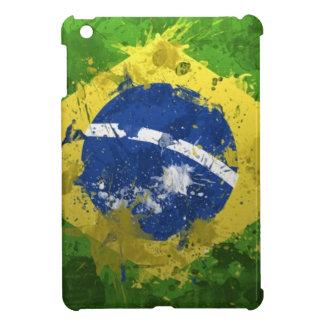 Brazil-Flag- Cover For The iPad Mini