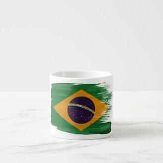 Brazil Flag Espresso Cup