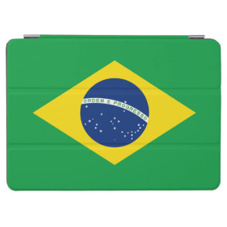 Brazil Flag iPad Air Cover