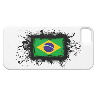 Brazil Flag iPhone 5 Case