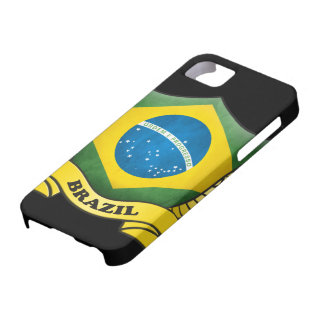 Brazil Flag iPhone 5 Cover