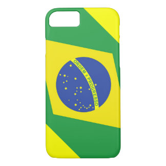 Brazil Flag iphone 7 case
