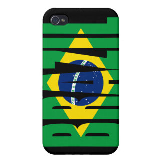 Brazil Flag iPhone case iPhone 4/4S Covers