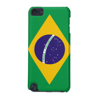 Brazil Flag iPod Touch 5G Cover