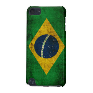 Brazil Flag iPod Touch (5th Generation) Covers