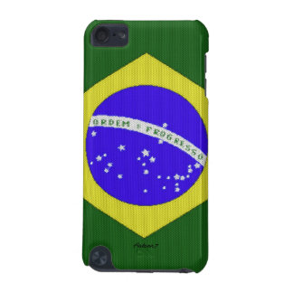 Brazil Flag iPod Touch Speck Case