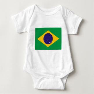 Brazil Flag Proposal (1908) Baby Bodysuit