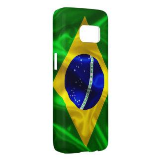 Brazil Flag Samsung Galaxy S7