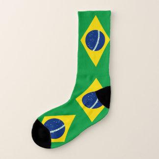 Brazil Flag Socks 1
