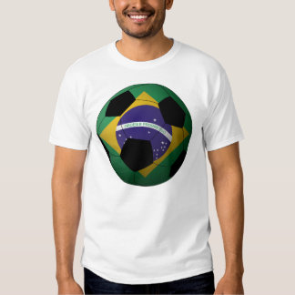 Brazil Football Soccer Tshirt